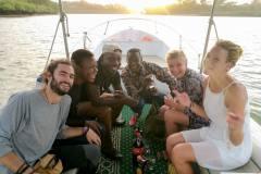 Fotoserie Kenia Bootstour