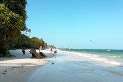 Fotoserie Kenia Mombasa Strand