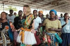 Fotoserie Kenia Abschiedsfeier Svenja