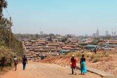 Fotoserie Kenia Kibera Slum