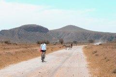 Fotoserie Kenia Mountainbike Safari