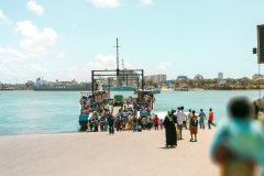Fotoserie Kenia Menschenfähre