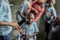Fotoserie Kenia kenianische Jungs