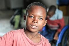Fotoserie Kenia kenianischer Junge