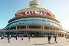 Fotoserie Kenia Mombasa Terminus
