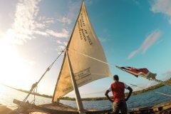 Fotoserie Kenia Bootsfahrt Lamu
