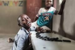 Fotoserie Kenia SSS im Unterricht
