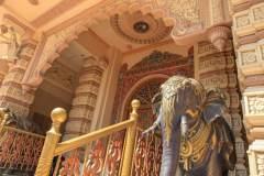 Fotoserie Kenia indischer Tempel
