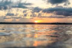 Fotoserie Kenia Kilifi Sonnernuntergang
