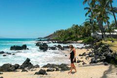 Fotoserie Hawaii Strand