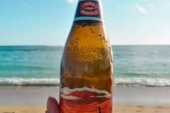 Fotoserie Hawaii Bier