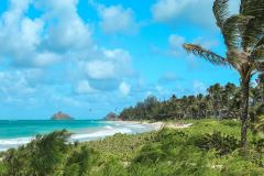 Fotoserie Hawaii Traumhafter Strand