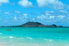 Fotoserie Hawaii Türkises Meer