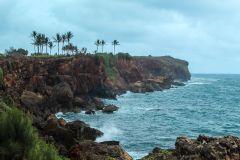 Fotoserie Hawaii Kliff
