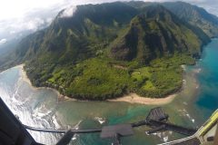 Fotoserie Hawaii Napali