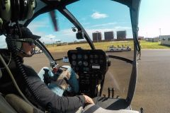 Fotoserie Hawaii Hubschrauber