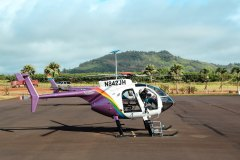 Fotoserie Hawaii Hubschrauberflug