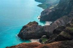 Fotoserie Hawaii Napali Coast