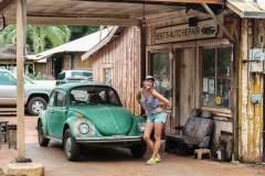 Fotoserie Hawaii Werkstatt