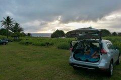 Fotoserie Hawaii Autocampen