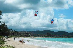 Fotoserie Hawaii Kiten